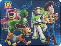 Коврик-подставка под тарелку 3D История Игрушек Disney