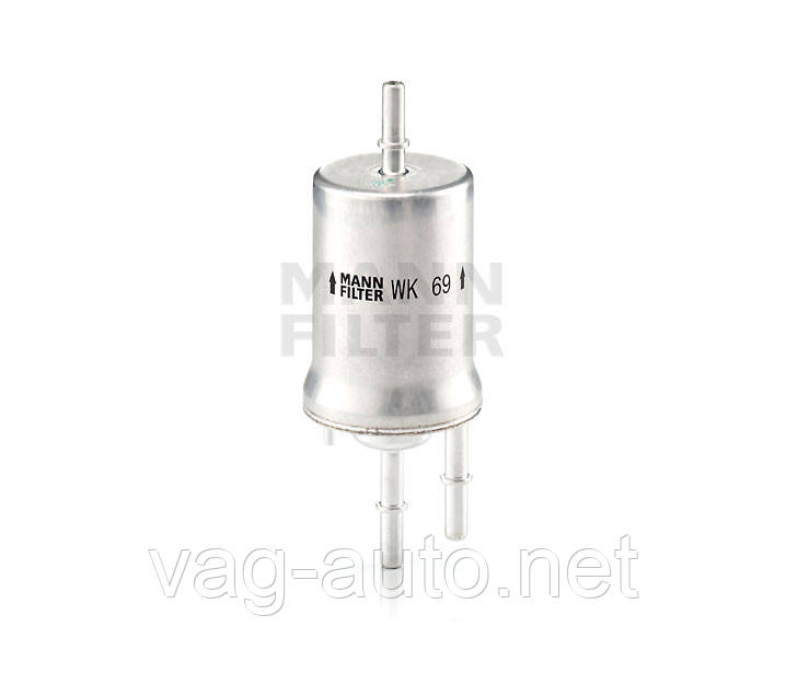 Фильтр топливный Skoda Rapid 1.2TSI - 6,6Бар