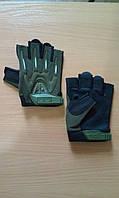 Тактические перчатки Mechanix (реплика), цвет зеленый, размер М