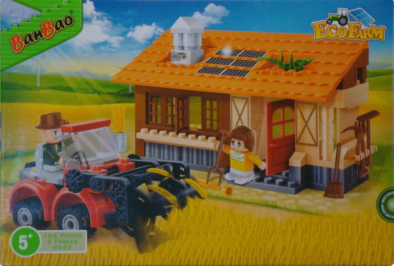 Ban Bao ферма конструктор 8583