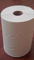 Полотенца бумажные белые в рулоне 100м