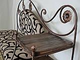 Набор кованой мебели в прихожую  -  028, фото 6