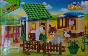 Ban Bao ферма конструктор 8585