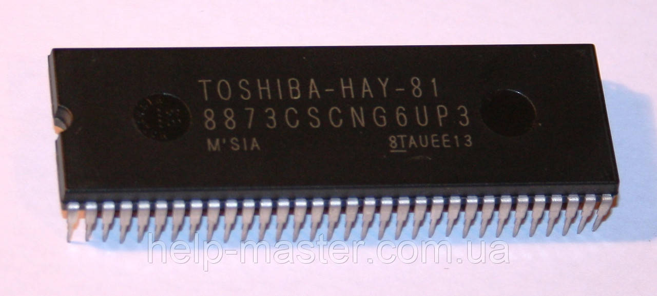 Процесор 8873CSCNG6UP3 (TOSHIBA-HAY-81)