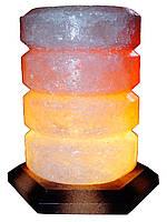 Соляная лампа Цилиндр Свеча 5-6 кг
