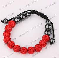 Браслет Шамбала, браслеты бижутерии, красный, синий, розовый, наполните свой мир прекрасным! Красивые браслеты