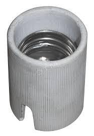 Патрон керамический Е40 Голиаф фарфоровый GAV 424