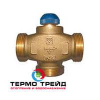 Трехходовой термостатический клапан HERZ Calis-TS-RD, DN 25