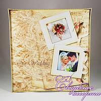 Альбом свадебный с магнитными листами №17