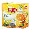 "Чай ""Lipton"" цитрус 20 пакетиков"