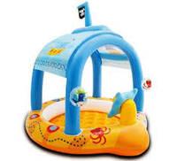 Детский надувной бассейн Intex 57426 Маленький капитан