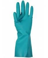 Перчатки КЩС тип 1 зеленая (нитрил)