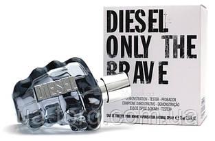 Тестер Diesel only the brave,75 мл