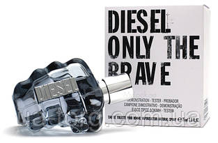 Тестер Diesel only the brave,75 мл