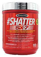 Предтренировочник MuscleTech Shatter SX 7 50 serving (291 g)