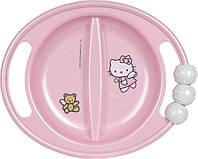 Тарелка с шариками Hello Kitty