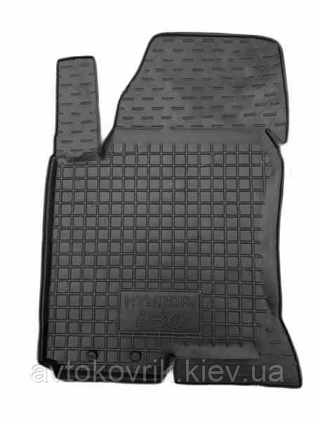 Полиуретановый водительский коврик в салон Hyundai i30 I (FD) 2007-2012 (AVTO-GUMM)