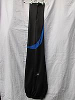 Мужские спортивные штаны эластан  (р.46-52)№6822