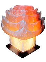 Соляная лампа Китайский домик 6-7 кг