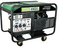 Генератор Iron Angel EG 11000 E (11 кВт)