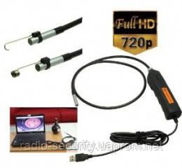 Эндоскоп с 2.0 мегапиксельной камерой HD 8.5