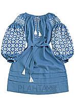 """Платье-вышиванка """"Зоряний Туман"""", фото 1"""
