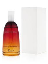 Тестер мужской Dior Fahrenheit (Диор Фаренгейт),100 мл