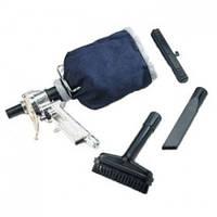 Пистолет ABAC вакуумный для чистки + аксессуары