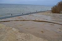 Увеличение пляжей намывом