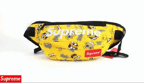 Поясна сумка Supreme Sponge Bob сумка на пояс