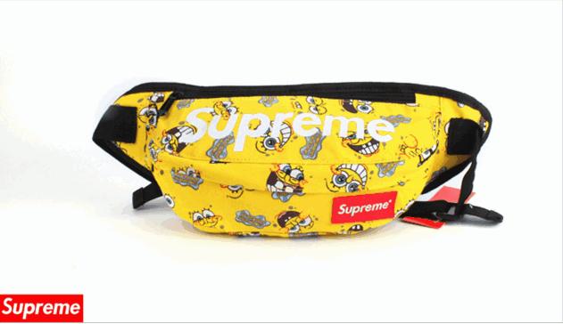 e41c98344aea Поясная сумка Supreme Sponge Bob.Мужская сумка на пояс,бананка ...