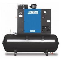 Компрессор ABAC винтовой micron.e + осушитель 7,5 кВт 10км 270l 400 В 802l/мин