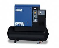 Компрессор ABAC винтовой spinn.e + осушитель 11 кВт 15 км 10бар 500l 1310l/мин
