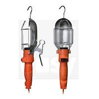 Лампа ACAR рабочая оранжевая с магнитом 220 В 5м резина