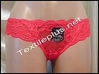 Женские трусики Coeur Joie красный 9782