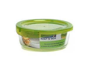 Keep`n`Box Емкость для пищи круглая 670 мл Luminarc L8777