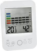 Гигрометр термо электронный внутр. с сигнализацией Terdens