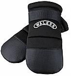 Ботинки Trixie Walker Care для собак, M 2 шт (Бордер-колли) , фото 2