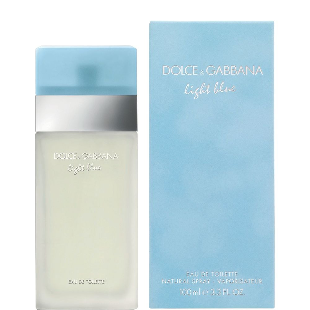 Dolce & Gabbana Light Blue (Дольче Габбана Лайт Блю)  - Glamour-Parfum - элитная парфюмерия, декоративная и органическая косметика в Харькове
