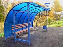 Автобусная остановка модель №3