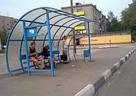 Автобусная остановка модель №5