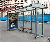 Автобусная остановка модель №6