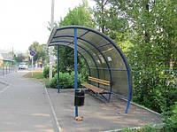 Автобусная остановка модель №8