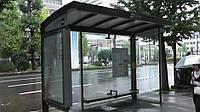 Автобусная остановка модель №10