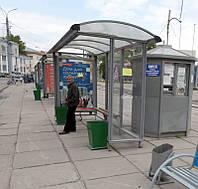 Автобусная остановка модель №12