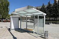 Автобусная остановка модель №15