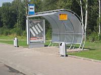 Автобусная остановка модель №19