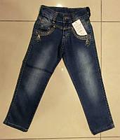 Джинсы для девочки/джинси для дівчинки.ТМ CAPLIN Турция. Размеры 110/116.