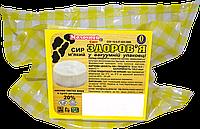 """Сыр """"Здоровье"""" 20% мягкий в вакуумной упаковке"""