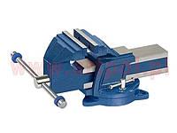 Тиски слесарные поворотные Artpol 125 мм sg-железо, чугун с шаровидным графитом